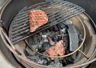 Steak off