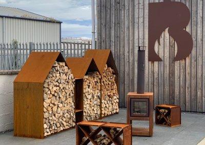 Wood Storage
