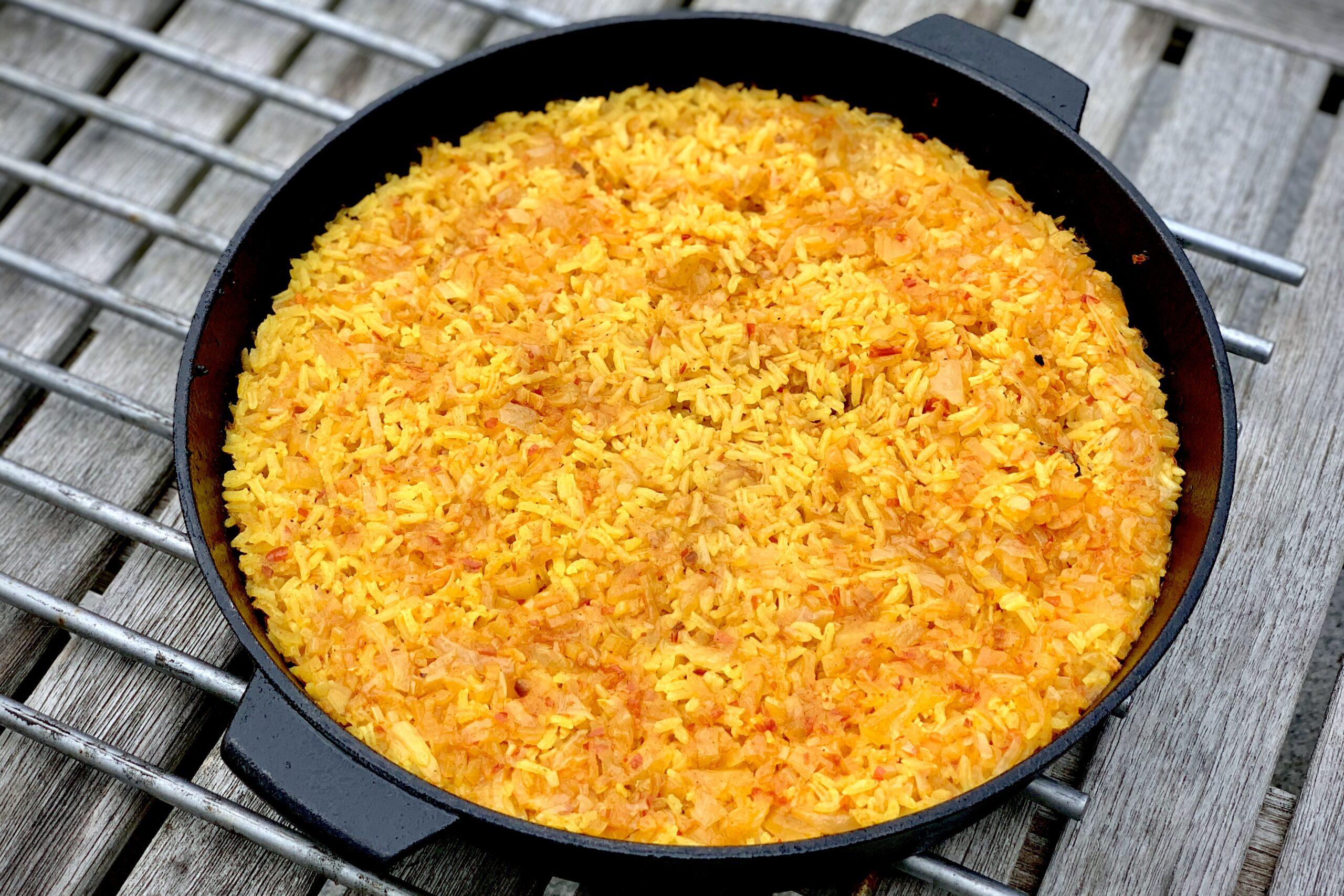 Nandos Rice